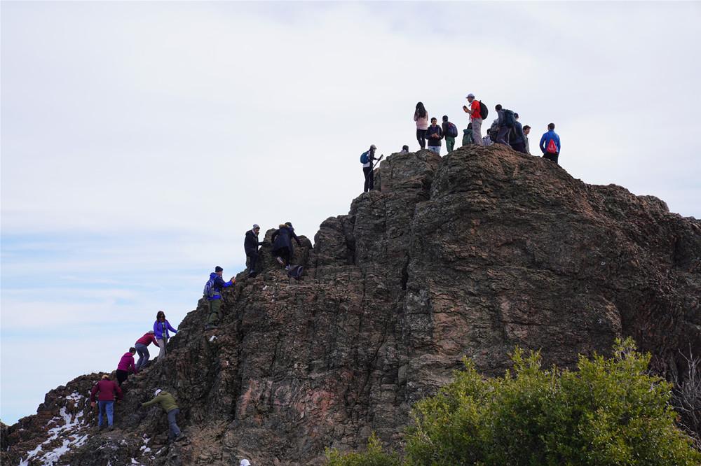 Mt Diablo_Spring2020_5Peaks10